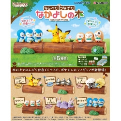 Figures Box Nakayoshi Tree Pokémon