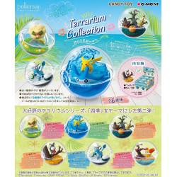 Figurines Box Terrarium in the Seasons Collection Pokémon