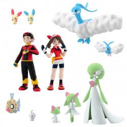 Figurines Pokémon Scale World Hoenn Set Régional 2