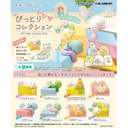 Figurines Box Pittori Collection Sumikko Gurashi