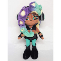 Peluche Coralie Splatoon 2 ALL STAR COLLECTION
