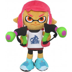 Plush Girl Splatoon 2 ALL STAR COLLECTION