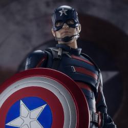 Figurine Captain America John F Walker The Falcon and The Winter Soldier S.H.Figuarts