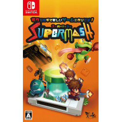 Game SuperMash Limited Edition Switch