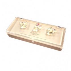 Boîte rangement Café au lait Pikachu number025