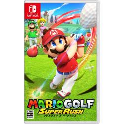 Game Mario Golf Super Rush Switc