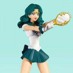 Figure Sailor Neptune Anime Color Edition Sailor Moon S.H.Figuarts