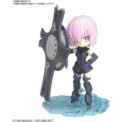 Figurine Ritsu Shielder Mash Kyrielight Fate Grand Order Plastic Model