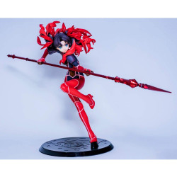 Figurine Rin Tohsaka Fighting Time Fate/Extra Last Encore