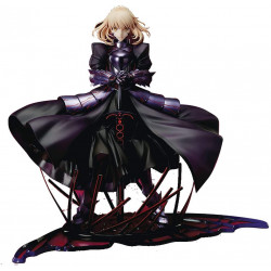 Figurine Saber Alter Fate Stay Night Movie