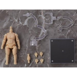 Nendoroid Doll archetype 1.1 Man almond milk