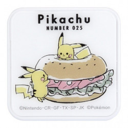 AC Adaptateur USB Hamburger Pikachu Number025
