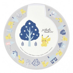 Wireless Charger Forest Town Pikachu number025