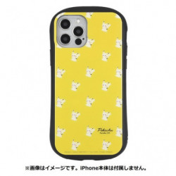 iPhone Cover Hybrid Glass Total Pattern Pikachu number025