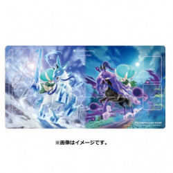 Playmat Silver Lance and Jet Black Geist