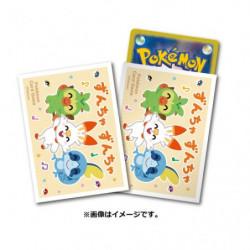 Card Sleeves Pokémon Shiny Friends