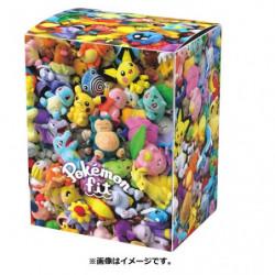 Deck Box Pokémon fit