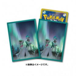Card Sleeves Gardevoir and Gallade Pokémon