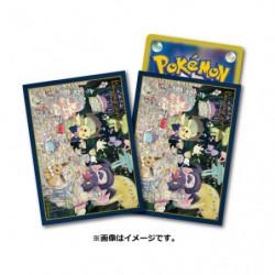 Card Sleeves Pokémon Mysterious Tea Party