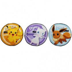 Mini serviettes Set Pokémon Round
