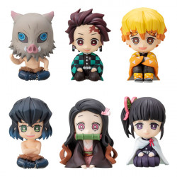 Figure Demon Slayer Kimetsu no Yaiba Osuwari BOX