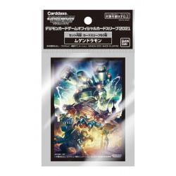 Card Sleeves Mugendramon Digimon