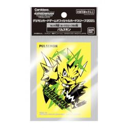 Card Sleeves Pulsemon Digimon