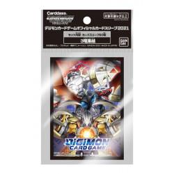 Card Sleeves Dragon Gathering  Digimon