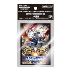Protèges-Cartes Dragon Gathering  Digimon