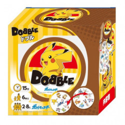 Card Game DOBBLE Pocket Monster