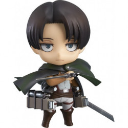 Nendoroid Levi Attack on Titan