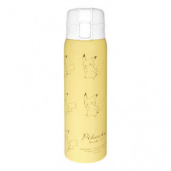 Stainless Bottle Pikachu number025