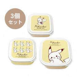 Lunch Boxes Set Pikachu number025