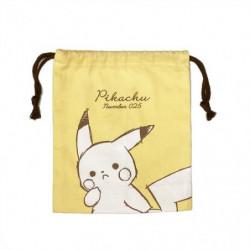 Sacoche à Cordon Pikachu number025