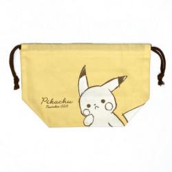 Sac Déjeuner Pikachu number025