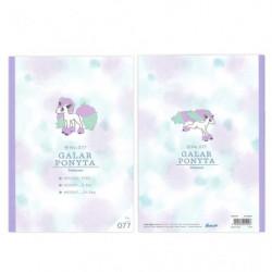 Notebook Galarian Ponyta