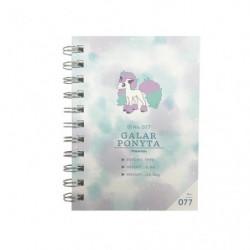 Spiral Notebook Galarian Ponyta