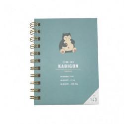 Spiral Notebook Snorlax