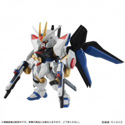 Figurine Freedom Gundam ZGMF X20A EX 31 Strike MOBILE SUIT ENSEMBLE
