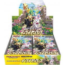 Eevee Heroes Booster Box Pokémon