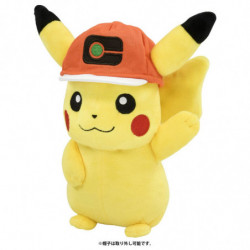 Plush Ash Pikachu Pokémon