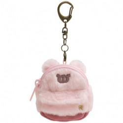 Plush Keychain Backpack Fuwafuwa Rilakkuma