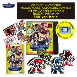 Game NEOGEO POCKET COLOR SELECTION Vol.1  SNK Ver. Switch