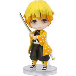 Figurine Zenitsu Agatsuma Kimetsu No Yaiba Figuarts Mini