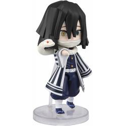 Figurine Iguro Obanai Kimestu No Yaiba Figuarts Mini
