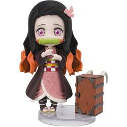 Figurine Nezuko Kamado Kimetsu No Yaiba Figuarts Mini