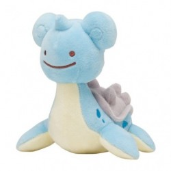 Plush Transformation Ditto Lapras japan plush