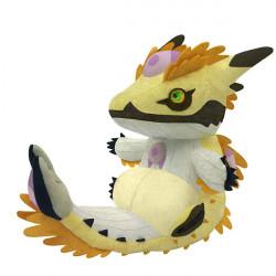 Plush Thunder Serpent Narwa Monster Hunter Rise Deformed