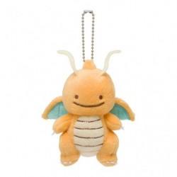 Mascot Transformation Ditto Dragonite japan plush