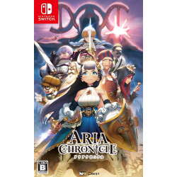 Game Aria Chronicle Switch